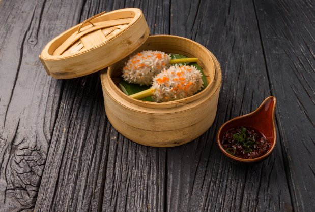 Exotic Chinese cuisine on Wok Station festival menu