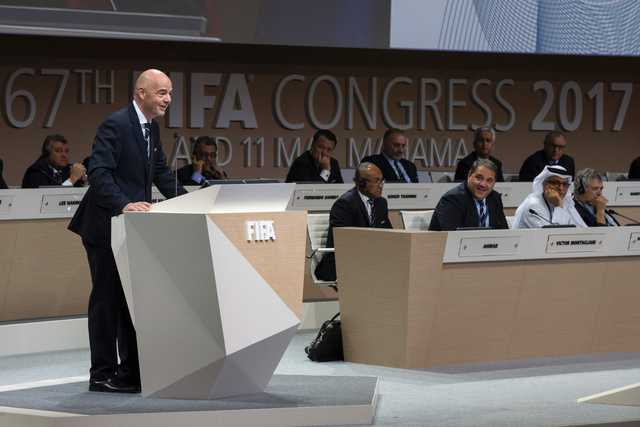 FIFA confirms Kuwait suspensions