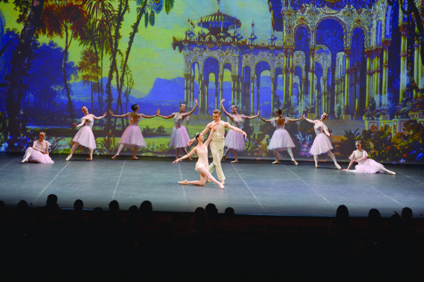 The captivating magic of Russian ballet
