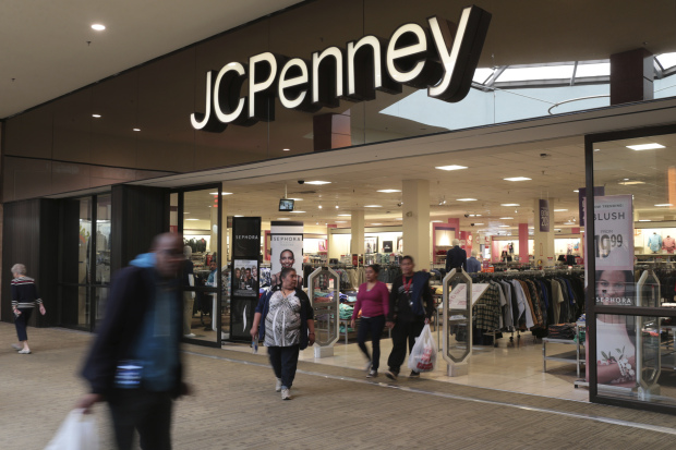 J.C. Penney at record low, wraps up dismal quarter for department stores