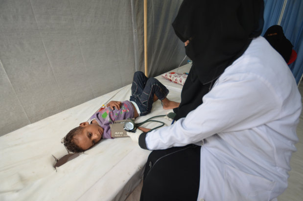 State of emergency called as cholera strikes Yemen's Sanaa
