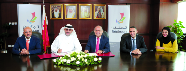 Al Salam Bank signs major Tamkeen deal