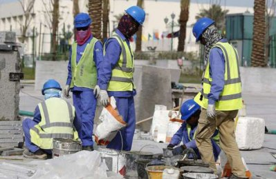 3 workers killed at Qatar construction site