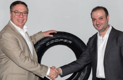 Cooper Tire Europe selects retail partner in Saudi Arabia