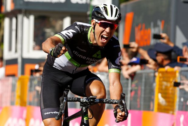 Fraile breaks his grand tour duck with victory in 11th stage