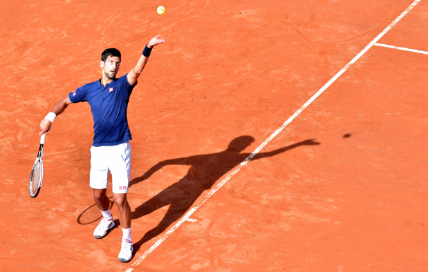 Rome Masters: Djokovic and Nadal through
