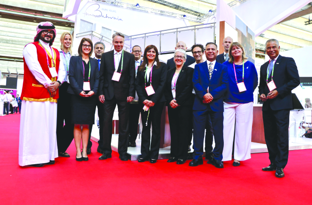 Bahrain's tourism potential showcased