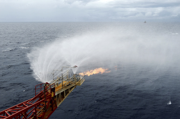 China, Japan extract combustible ice from sea floor
