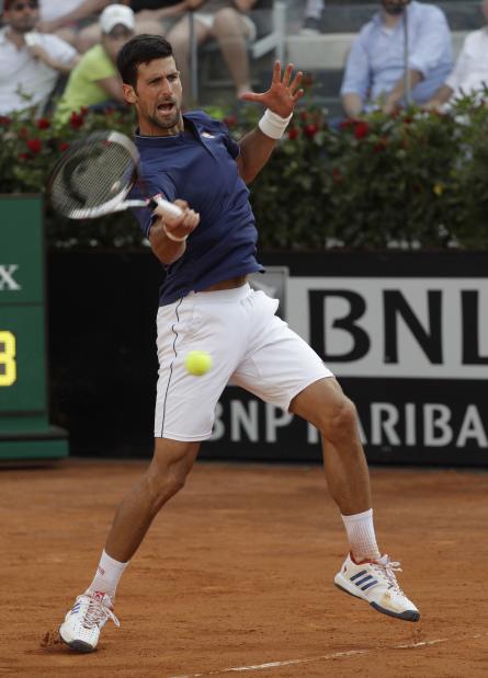 Murray, Wawrinka will be ready at French Open despite form dip says Djokovic