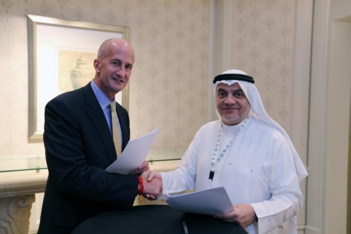 GE announces $15 billion of business deals with Saudi Arabia