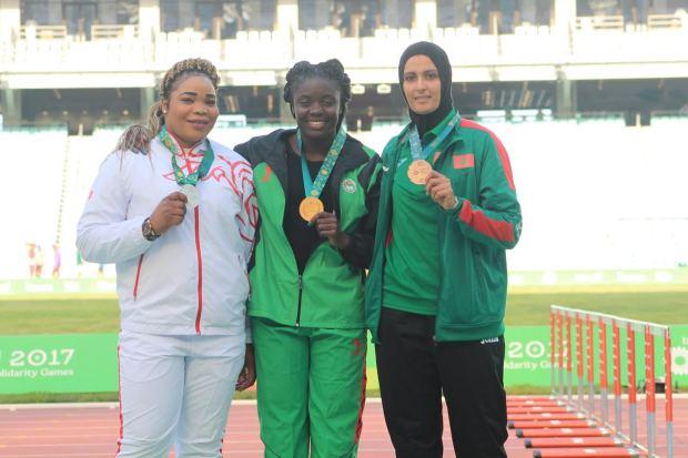 Bahrain athletes too hot in Baku