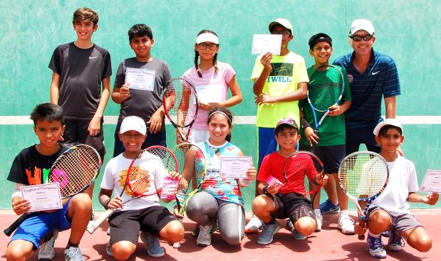 Essa wins tennis title