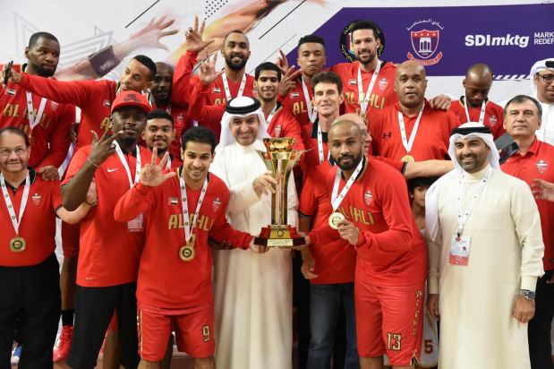 Al Ahli win third GCC title for UAE