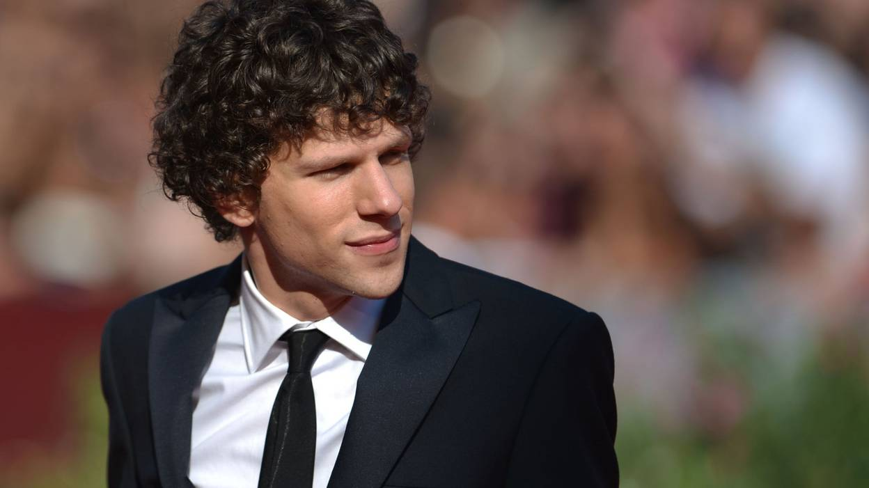 Jesse Eisenberg to play hero mime artist in WWII movie