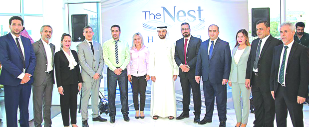 Bin Faqeeh hands over luxury tower