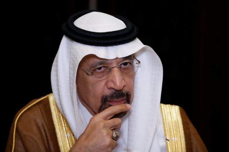 Saudi energy minister due in Iraq to discuss extension to oil output cuts