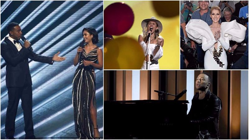 In Pictures: Drake dominates, Cher reflects at Billboard Music Awards