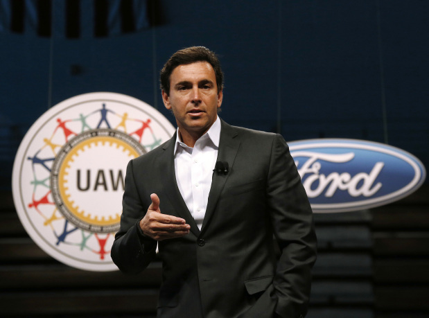 Ford set to fire CEO Mark Fields as shares dip