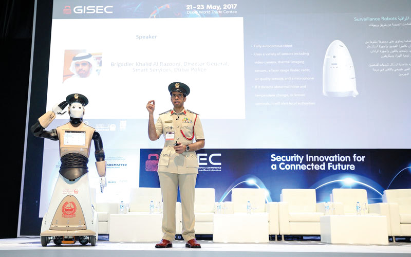 Hi-tech Robocop to start patrolling in Dubai