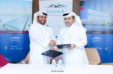 Barwa inks Madinat AlMawater Phase II contracts