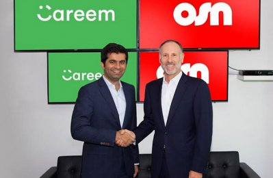 Careem, OSN sign strategic partnership