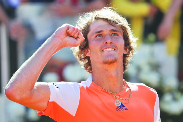 Alexander Zverev enters ATP top ten