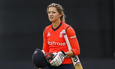 Taylor back in England squad for Women's World Cup