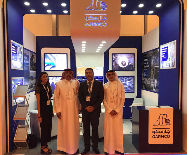 Garmco showcases products at expo