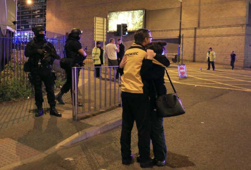 Saudi Embassy in London issues Manchester advisory