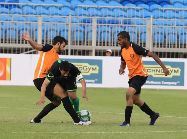 Wehda edge past Al Saqr in Nasser 10 tournament