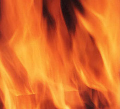 Two-and-a-half year old baby dies in house fire
