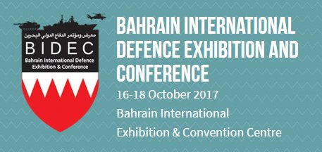Bahrain to host key defence expo in October