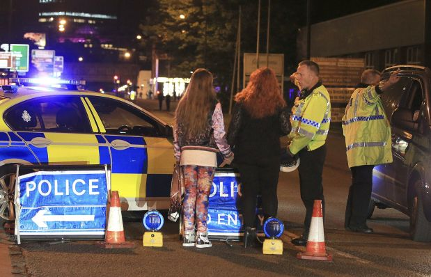 UK police treating Ariana Grande concert blast as terrorism