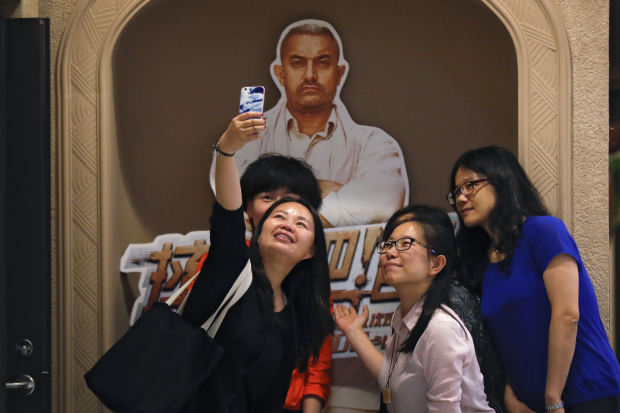 'Dangal' becomes China's biggest non-Hollywood foreign film