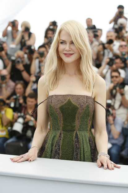 Cannes queen Kidman steers career 'like I'm 21'