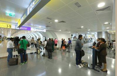 Abu Dhabi passenger traffic up 5.6pc in April