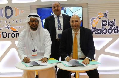 DigiRobotics inks $26m Saudi deal at Gisec