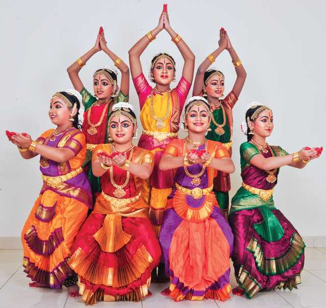 Dance debut for seven