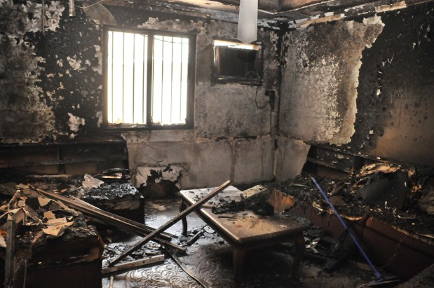 Couple lose only child in Hamad Town blaze tragedy