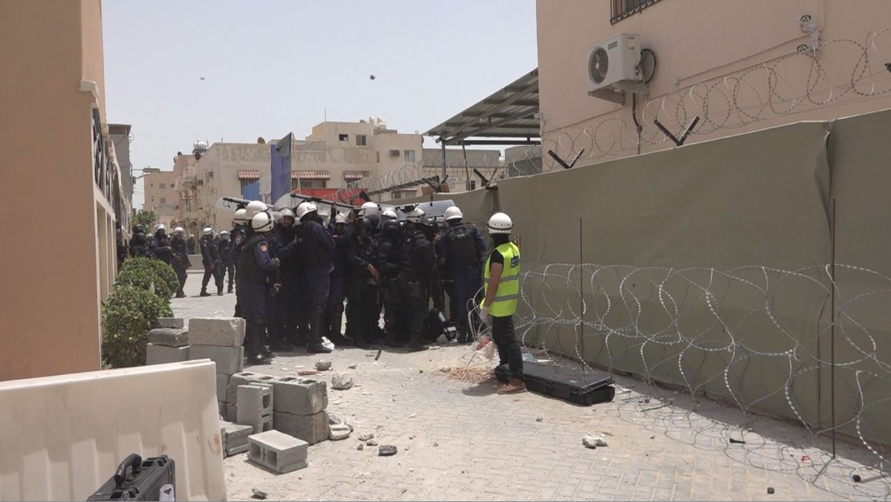PHOTOS: 286 suspects apprehended in Duraz security operation