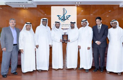 DMCA shares experience with Ajman tourism team