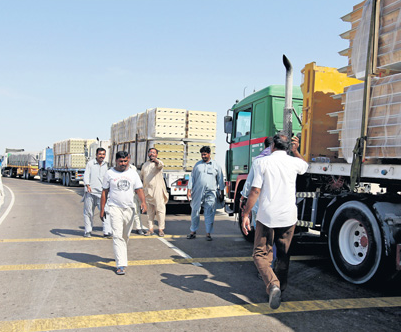 Bahraini exporters to get priority at GCC borders