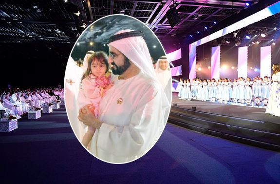 Dubai ruler attends 'This is my Homeland' operetta