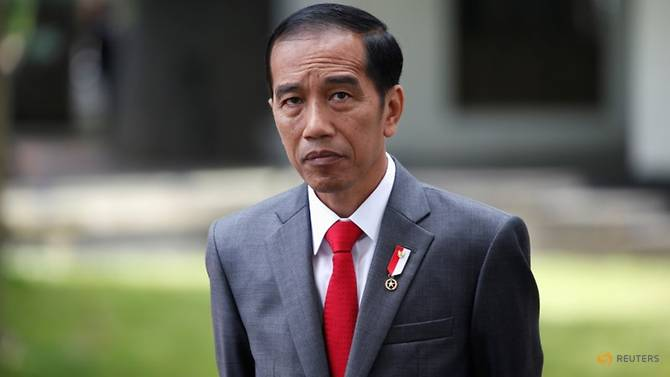Indonesian president urges calm after suspected suicide attacks in Jakarta