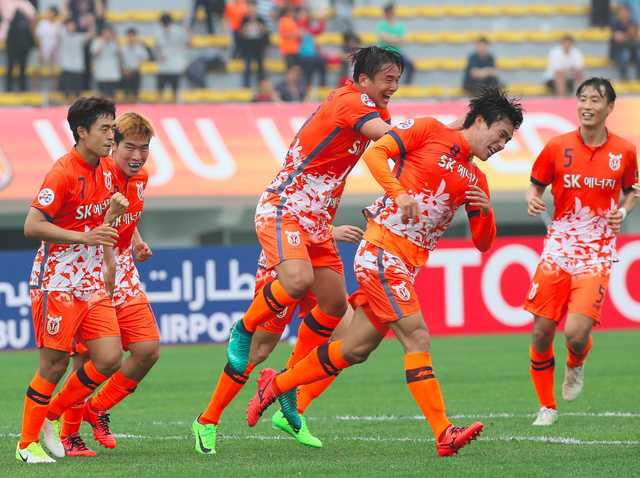 Asian Champions League: Jin tonic for Jeju in last 16