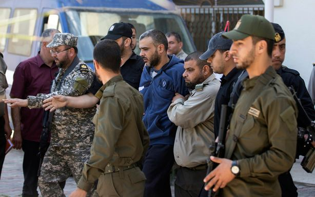 Hamas executes three over commander's murder