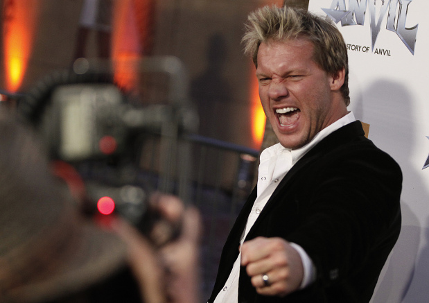 WWE star Jericho's latest smash in music headlining Fozzy