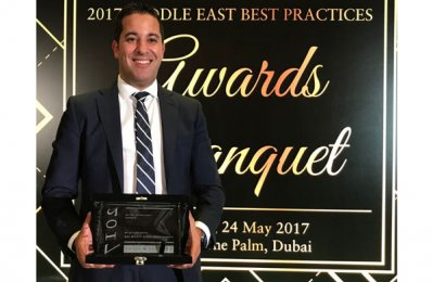 Aramex recognised at Frost & Sullivan's awards