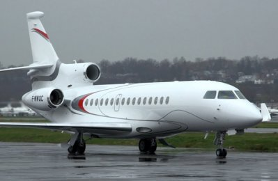 Dassault Falcon jets to be fitted with first broadband wi-fi