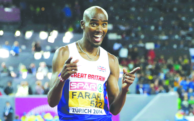 Farah and Felix eye Prefontaine glory